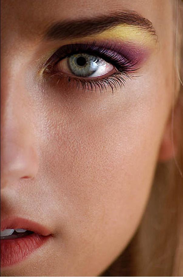 maquiagem verao 2012
