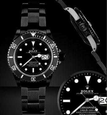 131119bcb6e Objeto de desejo – Rolex Submariner Black