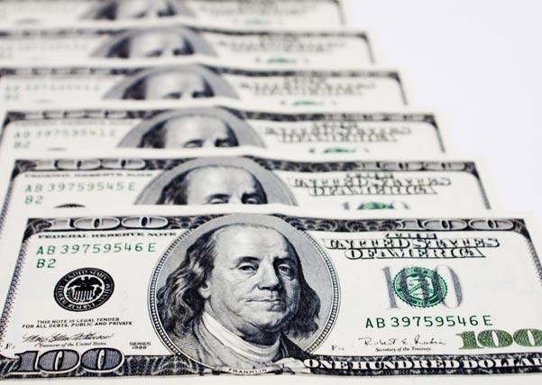 Curiosidade aquisição de dólar