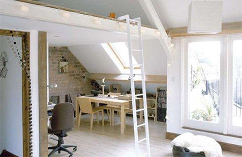 Casa decora o s t o - Mezzanine foto ...