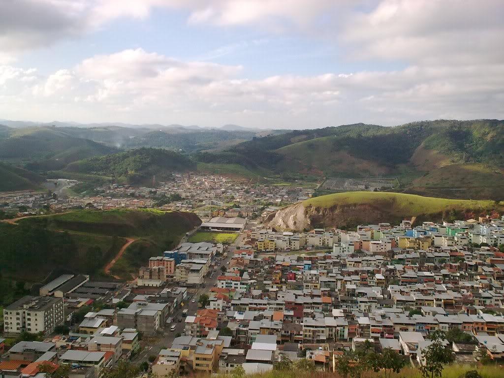 Bairro Vila Serrana, Almenara, MG -