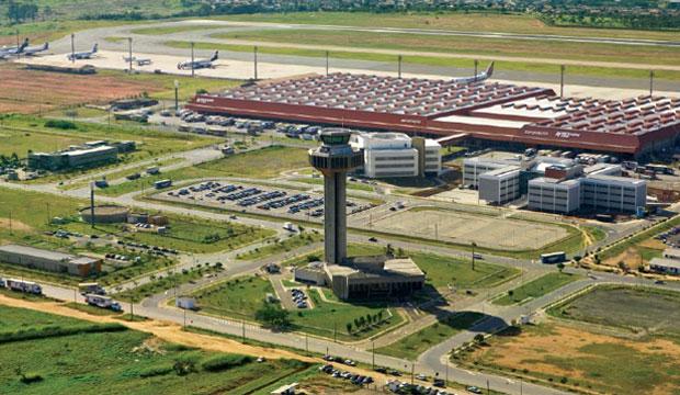Aeroporto Viracopos Fica Onde : Imagem aeroporto internacional de viracopos