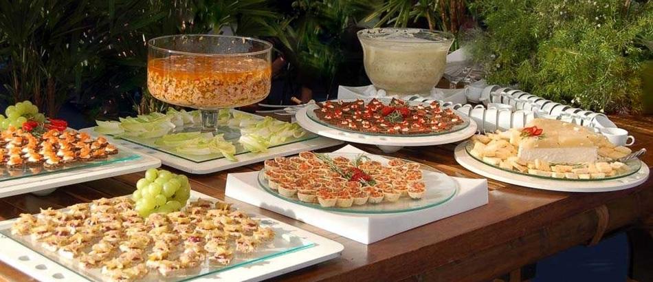Canap o curinga das festas for Canapes simples e barato