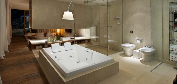 CASA & DECORAÇÃO  BANHEIRO SPA -> Decoracao Banheiro Spa