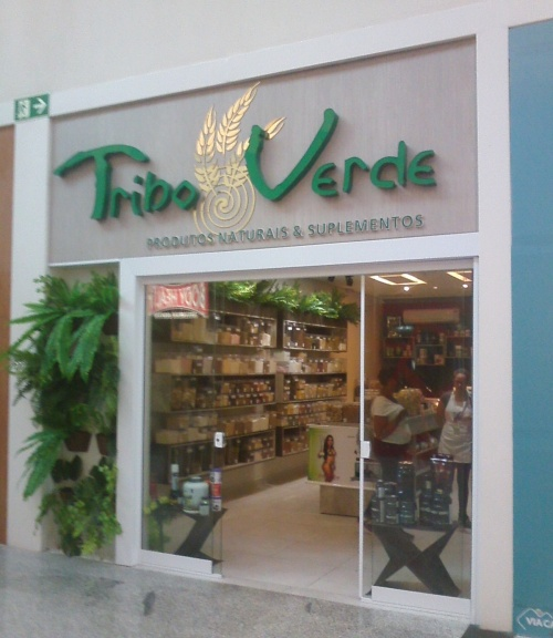 tribo verde shopping varginha
