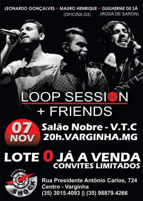Loop Session + Friends no VTC em novembro.jpg