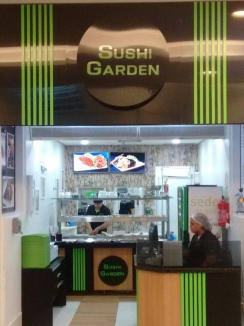 sushi garden varginha