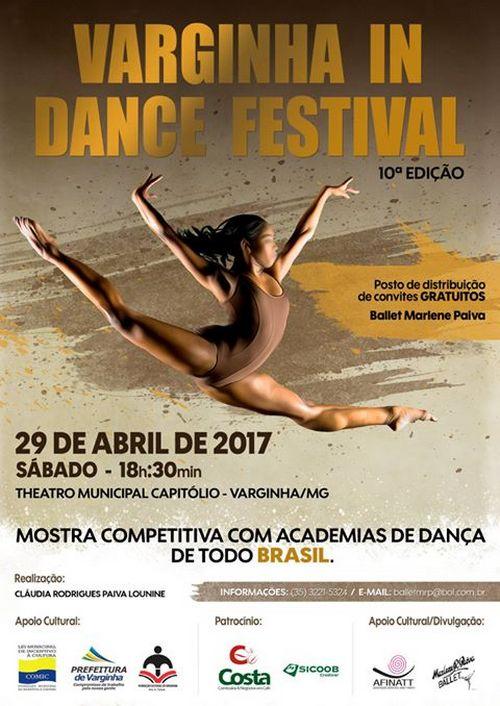 VARGINHA IN DANCE FESTIVAL SERÁ DIA 294
