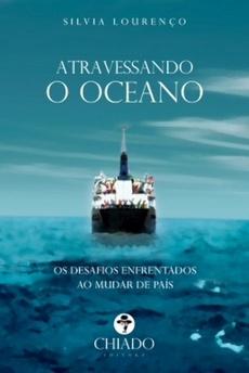 livro atravessando o oceano