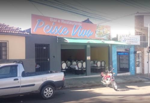 restaurante peixe vivo varginha