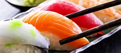 sashimi dicas