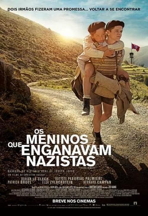 filme os meninos que enganavam os nazistas