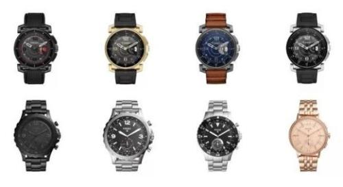 Fossil e Diesel lançam no Brasil seus smartwatches híbridos
