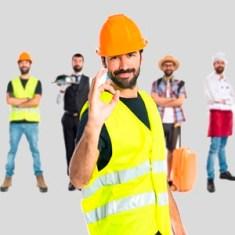 Todas as atividades profissionais que possam imprimir algum tipo de risco  físico para o trabalhador devem ser cumpridas com o auxílio de EPIs –  Equipamentos ... 849f251b28